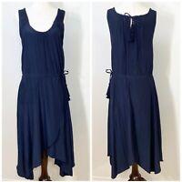 CALYPSO ST. BARTH size small tassel accent dress