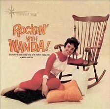 Rockin' with Wanda! by Wanda Jackson (Vinyl, Mar-2013, EMI)
