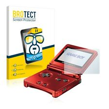 2x BROTECT Film Protection pour Nintendo Gameboy Advance GBA SP Protecteur Ecran