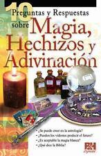 10 Preguntas y Respuestas sobre Magia, Hechizos y Adivinacion by Broadman and...