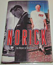 NORICK The Mayors of Oklahoma City ~ SIGNED by both Jim & Ron Norick ~ 2005 1st