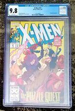 X-MEN #21 (1991) ~ CGC 9.8 ~ REVANCHE APPEARANCE ~ MARVEL COMICS
