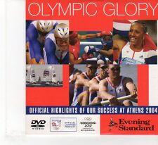 (FR261) Evening Standard, Olympic Glory - 2004 DVD