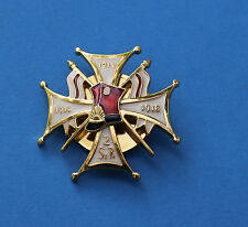 2nd Cavalry Reg. of ROKITNA UHLANS BADGE Chevau HONOURABLE polish army WWII 1939