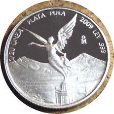 elf Mexico 1/20 Onza Libertad 2009 Silver Proof  5,000 Minted