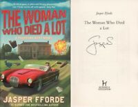 The Woman Who Died a Lot: Thursday Next Book 7 - Jasper Fforde - First Editio...