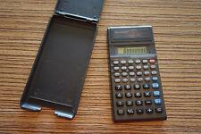 Taschenrechner Sharp Elsimate Ec 530 A    Altgerät (22)