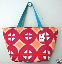 Fossil Key per East West Tote Raspberry ZB5758653