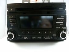 2013 11-13 Kia Optima OEM CD MP3 Sirius Player Radio Receiver 961702T651CA