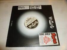 "KAOS-alcune ragazze-UK 5-TRACK 12"" VINYL SINGLE-DJ PROMO"