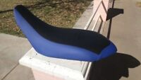 Yamaha Raptor 700 Blue Sides Seat Cover #nw2022mik2021