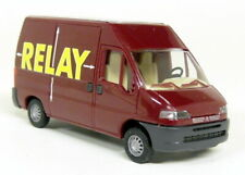 Busch 1/87 HO Scale - Citroen Relay Hightop (Jumper / Ducato etc) Tiny Model Van