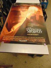 The Talented Mr. Ripley 1999 Matt Damon Gwyneth Paltrow Movie Poster N6551