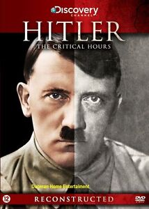 Hitler,The Critical Hours - Discovery Channel    Nieuwe dvd in seal.