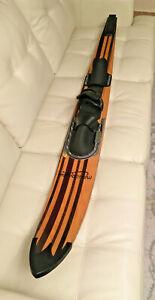 1990's Vintage Maherajah 170cm Classic High Performance Slalom Water ski