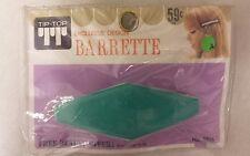 Vintage Barrette!  Exclusive Design! Unique old hard to find retro Item! NICE!