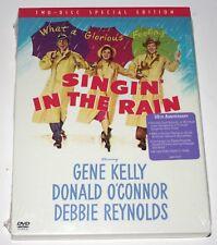 New Singin' in the Rain Classic Movie 2 Disc Anniversary Edition Debbie Reynolds