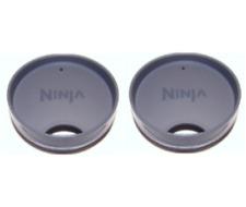 2 x Nutri Ninja Sip N Seal Replacement Lids