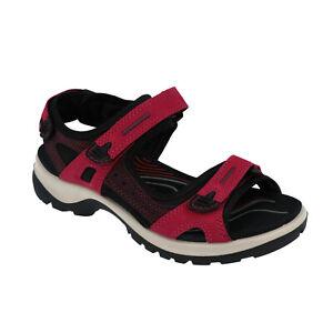 Ecco Yucatan W Sandal Sangria Damen Sandale Artikelnr. 069563