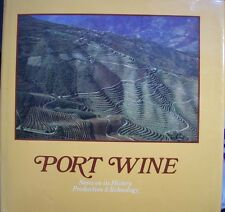Port Wine, Notes on its History Production & Technology Instituto da Vinho Porto