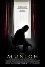 Munich Movie Poster 2 Sided Original Final 27x40 Eric Bana