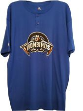 Majestic Aberdeen Ironbirds Baseball Tee Size (XL)