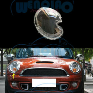 High Quality Right Side Headlight Clean Cover PC+Glue For Mini R56 2009-2013