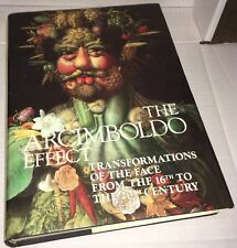 1987 HCDJ BOOK THE ARCIMBOLDO EFFECT TRANSFORMATIONS OF THE FACE 16th TO 20th