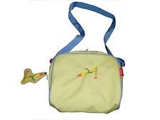 Scout tolle Kindergarten Tasche grün mit Entenstickerei !!