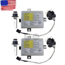 2 sets HID Xenon Headlight Ballast & Igniter & Bulb for 33129-S0K-A01 W3T10471