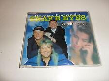 CD  Roman & Snake Eyes Farland - Du Rufst Nicht An
