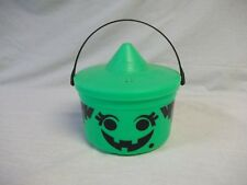 1986 Mcdonalds Holloween Trick or Treat Bucket See Pictures
