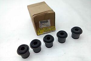 *5 PCS* OEM GM Suspension Control Arm Bushing Kit Front Upper 15980176