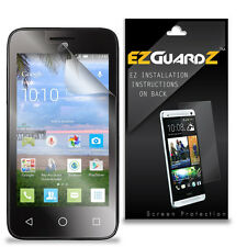 1X EZguardz LCD Screen Protector Shield HD 1X For Alcatel OneTouch Pixi Eclipse