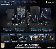 FINAL FANTASY XV 15 ULTIMATE COLLECTOR'S EDITION XBOX ONE EN STOCK IN STOCK