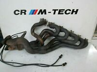 BMW E36 M3 3.2  S50B32 exhaust manifolds headers pair perfect flexi joint
