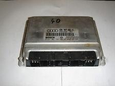CALCULATEUR BOSCH AUDI A6 V6 2.5 TDI 150 CV AFB 0281001781 4B0907401H