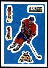1996-97 Collector's Choice Stick'Ums  Pierre Turgeon #S19
