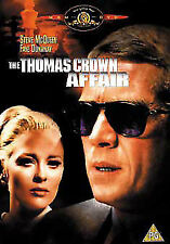 The Thomas Crown Affair DVD NEW dvd (16227DVD)