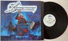 DISCO LP VINILE SANCTUARY - REFUGE DENIED - 1987 EPIC EPC 460811 - NM/EX
