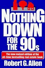 Nothing Down for the 90s ( Allen, Robert G. ) Used - VeryGood
