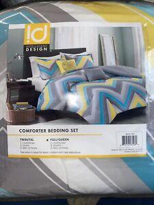 Intelligent Design Elise 5-Pc. Full/Queen Comforter Set