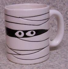 Coffee Mug Halloween Spooky Mummy NEW 14 ounce cup with gift box