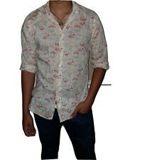 Ted baker floral shirt size 41 collar 16