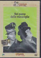 Dvd **STANLIO E OLLIO • NEL PAESE DELLE MERAVIGLIE** nuovo sigillato 1934