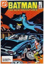 Batman #408 (Jun 1987, DC) NM, features 1st post-Crisis appearance of Jason Todd