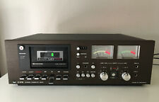 DUAL C819  / FULLY SERVICED / VERY GOOD CONDITION / Stereo Cassette Deck