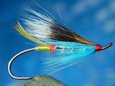 Silver doctor fly Hairwing pattern for Atlantic Salmon / Steelhead / Trout