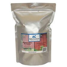 5 Pounds - Manganese Sulfate Powder - 32% Mn