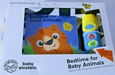 Play-A-Sound: Baby Einstein : Bedtime for Baby Animals by P.I kids